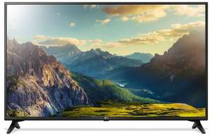 """LG 43UK6200PLA 43"""" 4K Ultra HD HDR Smart TV at Costco for £269 with code"""