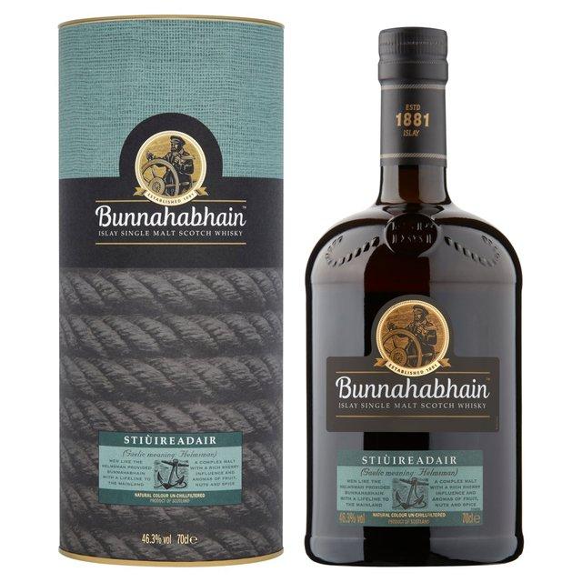 Bunnahabhain Stiùireadair 70cl at Morrisons for £26