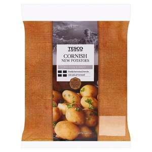 (Tesco Fresh 5 Offers / From 9th July)  Seasonal New Potatoes 750G £ 0.45 / Nectarine or Peach Min 4 pack £ 0.45 /  Honeydew Melon £1
