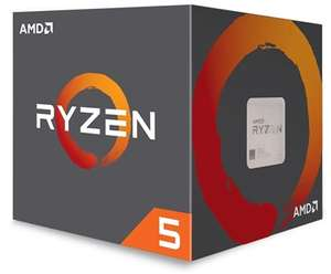 AMD Ryzen 5 2600X Processor with Wraith Spire Cooler, £149.99 at Box