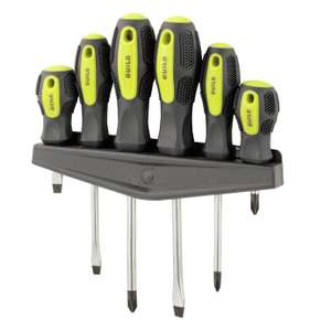 Guild 6 Piece Screwdriver Set now £6 free click and collect at Argos