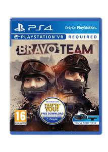 Bravo Team (PS4) for £9.85 Delivered @ Base