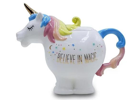 Unicorn-shaped Teapot for £2 @ George