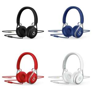 Beats by Dr. Dre EP On-Ear Adjustable Headphones - Blue. Refurb with 12 month warranty £44.99 Argos on eBay