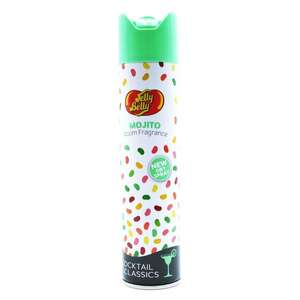 Jelly belly air freshener 300ml mojito, peach Bellini,  island punch or very cherry £1 Poundstretcher