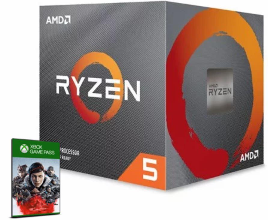 AMD Ryzen 5 3600X 3.8GHz Hexa Core CPU + 3-months of Xbox Game Pass for PC for £234.99 @ CCLOnline