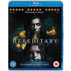 Hereditary Blu-ray (Replay) £2 Poundland