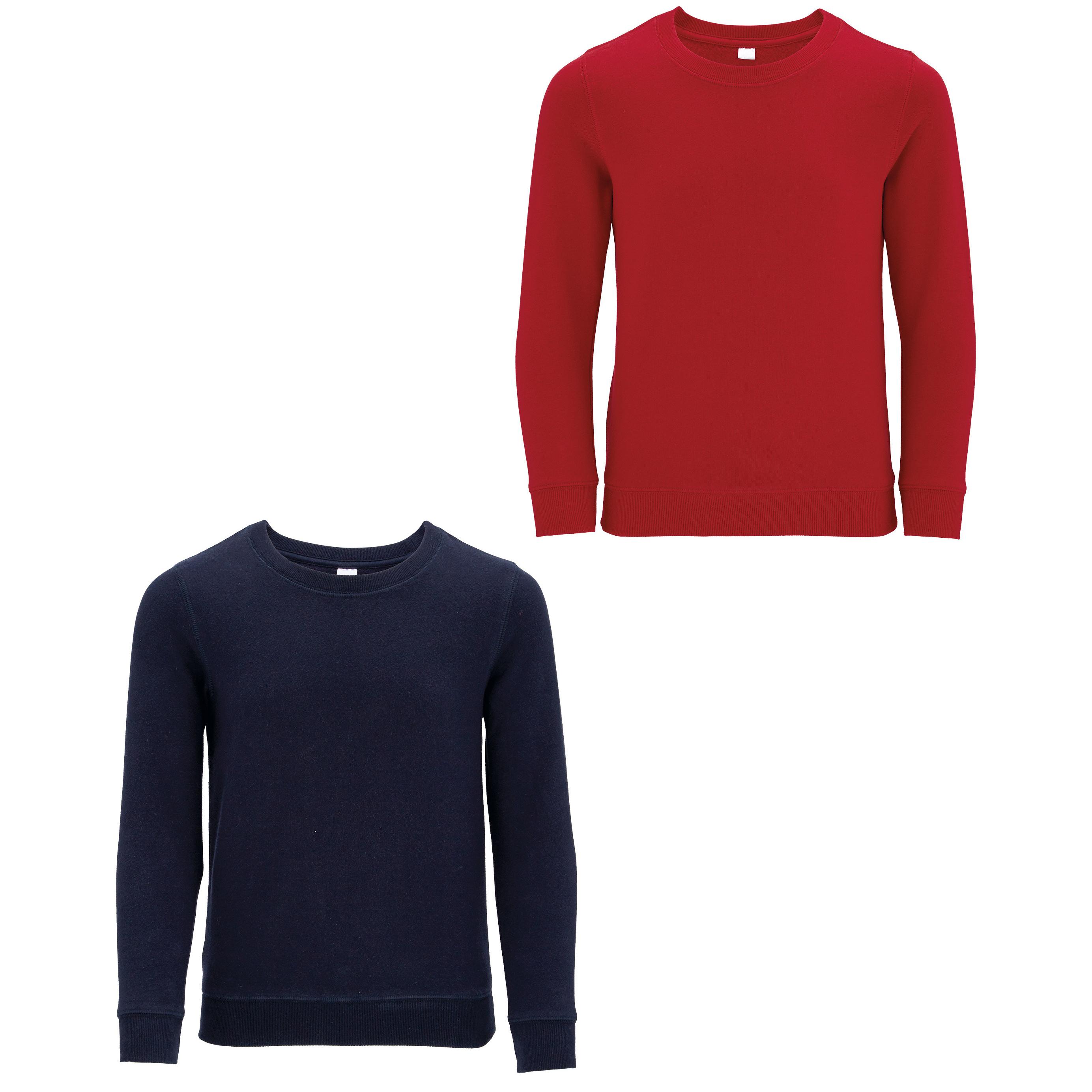 School Uniform : Sweatshirt £1, 2 Polo Shirts £1.75, Skirt £1.75, Trousers £1.75, (More see post) @ Aldi (Instore)