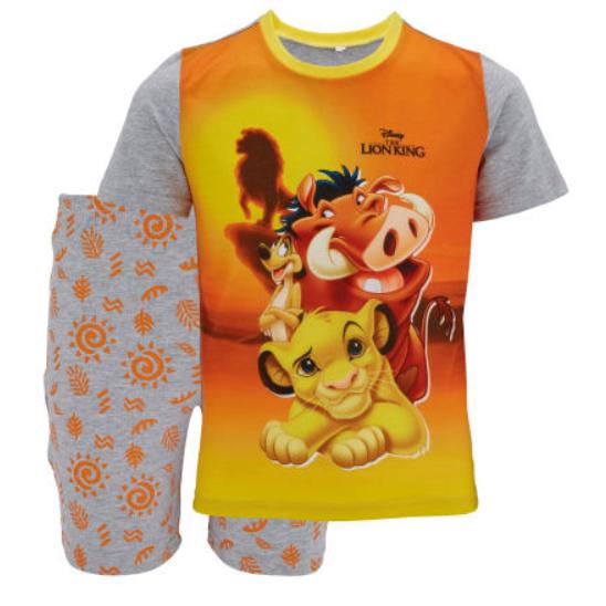 Children's Shorty Pyjamas Lion King / Harry Potter / Spiderman / Toy Story 4 / Barbie £3.99 @ Aldi (Instore)