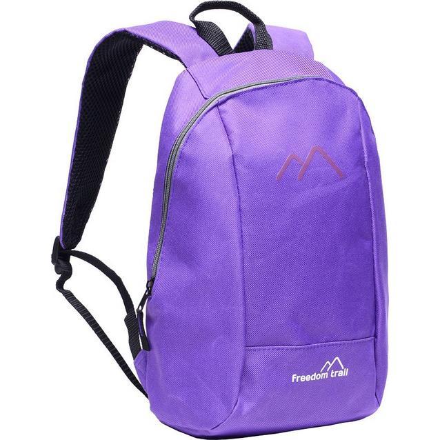 Freedomtrail Spirit 25 Daypack 10L now £1 / North Ridge Varsity Backpack £8 @ Go Outdoors