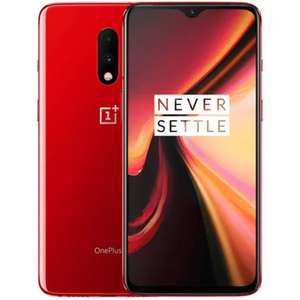 OnePlus 7 4G Phablet International Version - Red - Snapdragon 855 / 8GB RAM + 256GB ROM / 48.0MP  £370.61 delivered with code @ Gearbest