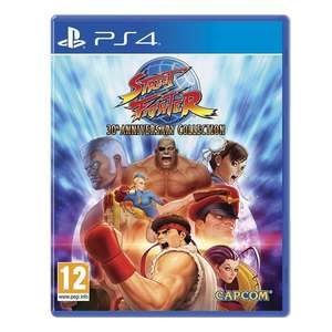 Street Fighter 30th Anniversary Collection - £12.85 delivered @ ShopTo