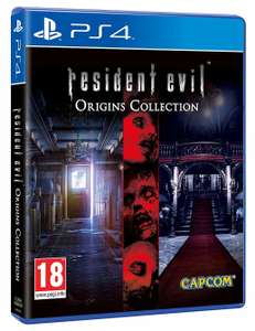 Resident Evil Origins (PS4) - £10.85 delivered @ ShopTo