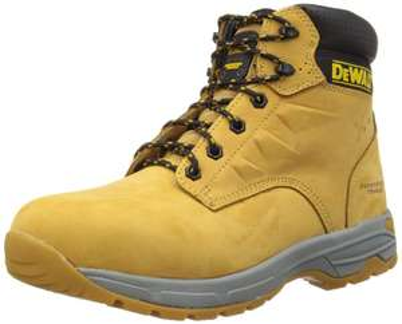 Size 10 only - DeWALT Men's Carbon Boots Honey now £35.99 delivered at Amazon