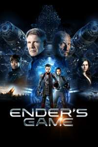 Enders Game £3.99 on iTunes
