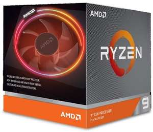 AMD RYZEN 9 3900X GEN3 + Free 3 Month Xbox Games Pass - £479.99 @ Box