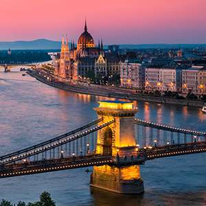 2 nights in Budapest with Return Flights & Szechenyi Spa Entry at Choice with Hotels from £134.30 per couple (£67.15pp) with code @ Groupon