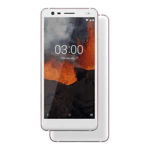 Nokia 3.1 (2018) Android 9 – 2GB RAM/16GB Memory with Free Flip Cover - £89.99 @ Clove