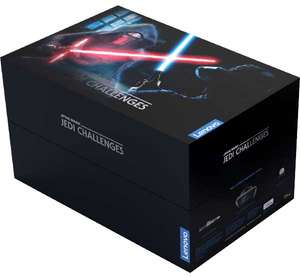 Lenovo - Star Wars: Jedi Challenges - Virtual reality headset now £89.99 / £80.99 with code at Lenovo