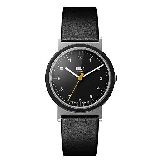 Braun AW10 Bauhaus Design Quartz Wrist Watch £99 @ Amazon