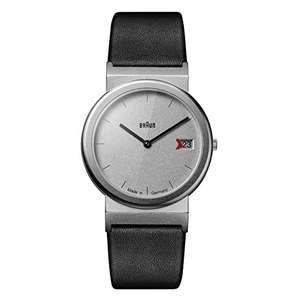 Braun AW 50 Classic Watch with Leather Strap £110.39 @ Amazon