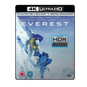 Everest 4K UHD Blu-ray / with Digital Download £4.99 Delivered @ 365 Games