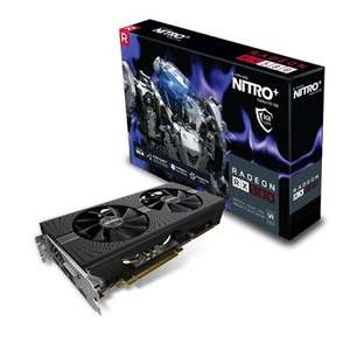 Sapphire Radeon NITRO+ RX 580 8GB, £180.70 at Box (free game pass)