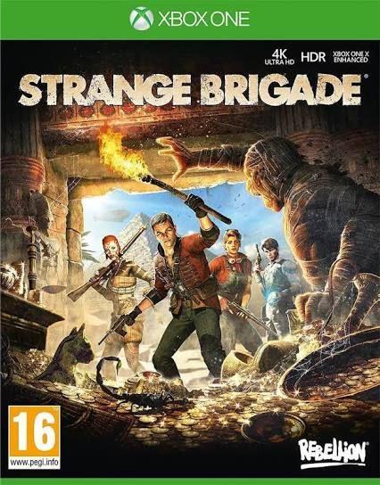 [Xbox One] Strange Brigade £9.99 delivered @ Coolshop
