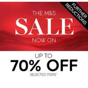 c8586277d8d1 Marks & spencer sale upto 70% off selected items from Thurs 11th July ,instore