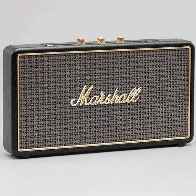 Marshall Stockwell Bluetooth Speaker Black £99 @ Argos / Ebay