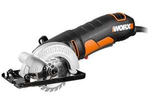 Worx WX422 85mm Classic Compact Circular Saw (350W) - £30 @ Wickes (in store)