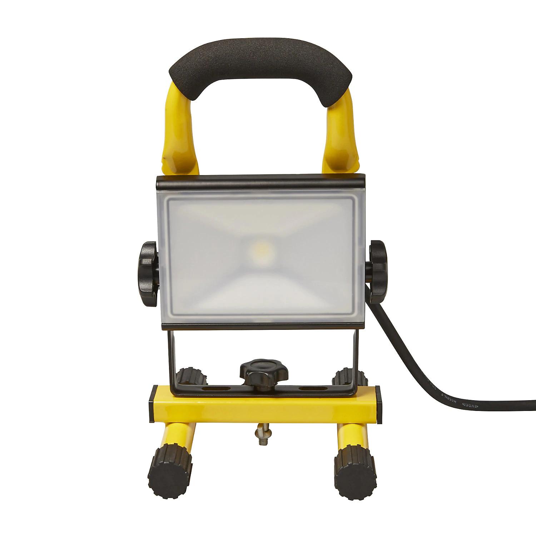 Diall Portable LED Work Light 11W 220-240V - £13.50 @ B&Q (+3 yrs guarantee / Free C&C)