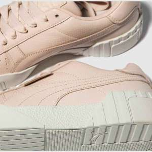 Puma Pale Pink Cali Leather Trainers £26.99 Schuh