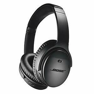 BOSE QUIETCOMFORT 35 II BLACK Wireless Headphones (ML3418) - Refurb Grade B - £167.99 (20% off at checkout) @ Stockmustgo Ebay