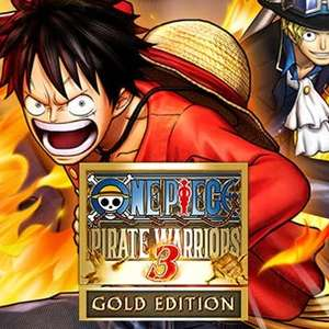 One Piece Pirate Warriors 3 Gold Edition £9.93 - 80% off @ Humble Bundle