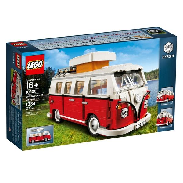 LEGO 10220 VW Camper Van creator expert set £69.99 Smyths Toys