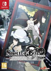 Steins Gate Elite - Limited Edition (Nintendo Switch) now £49.99 delivered at Amazon
