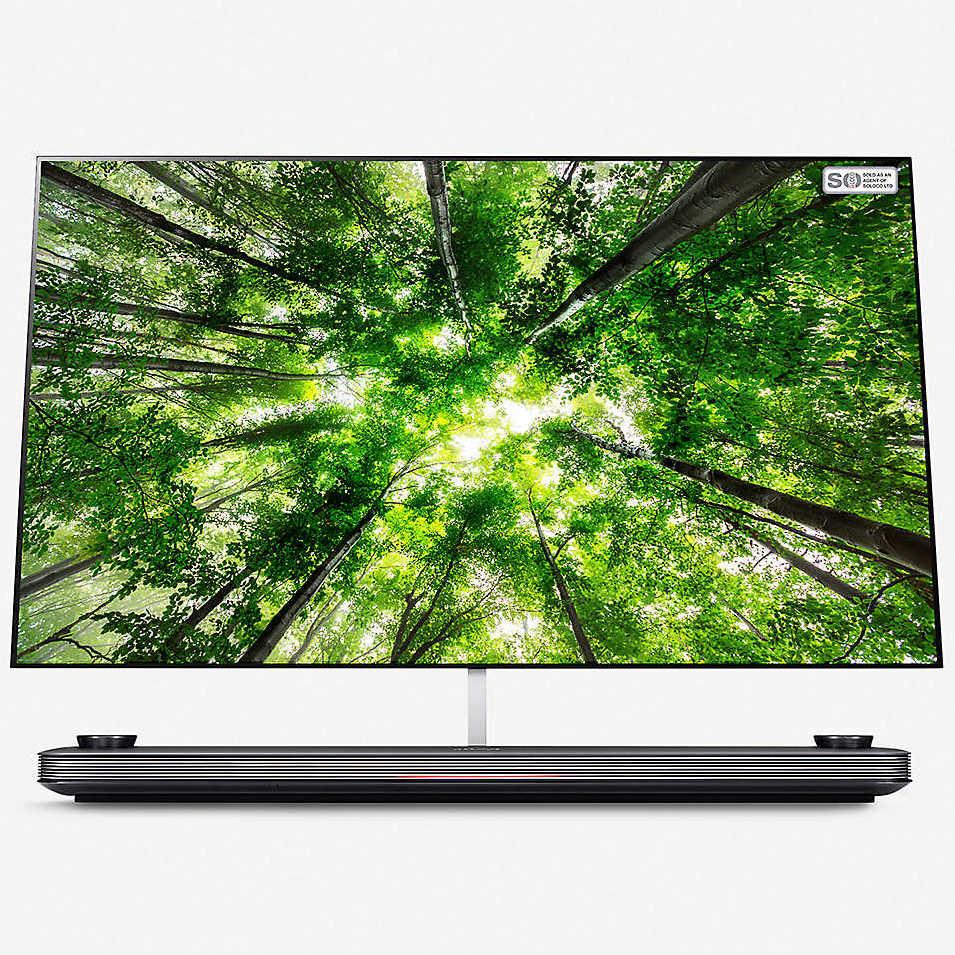 "LG OLED65W8P 65"" W8P 4K HDR OLED TV - selfridges £3379"