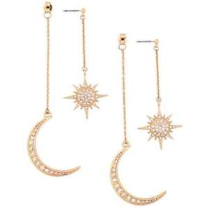 20% off Earrings and Necklaces  with Code @ Betty & Biddy