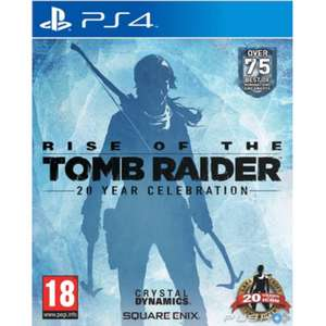 Rise of The Tomb Raider (PS4) £8.27 / Bloodborne (PS4) £7.10 / Uncharted 4 (PS4) £8.63 Delivered (Preowned) @ Music Magpie