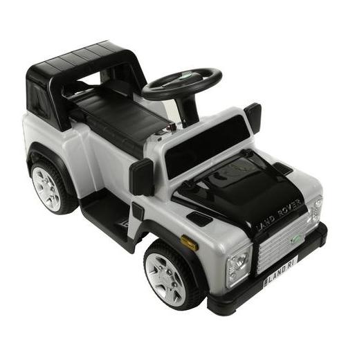 Land Rover Defender 6v Electric Ride on Car £35.10 + Free Delivery @ halfords_1 / eBay
