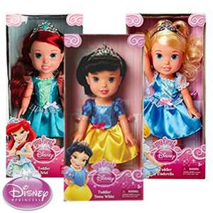 Disney Princess: My First Toddler Princess @ Home Bargains - £12.99