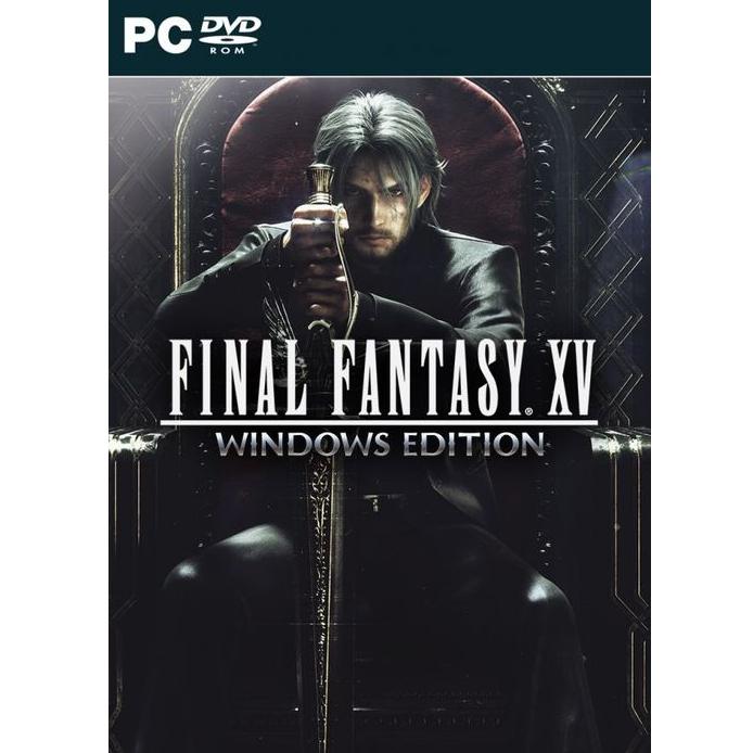 Final Fantasy XV 15 Windows Edition (Steam) £11.99 @ CDKeys