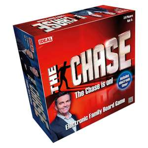 The Chase Electronic Family Board Game - £9 Delivered with code @ Debenhams