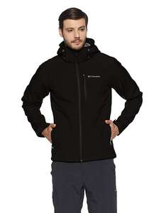 XXL only - Columbia Men's WM3241 Windproof Softshell Jacket now £30.71 delivered at Amazon