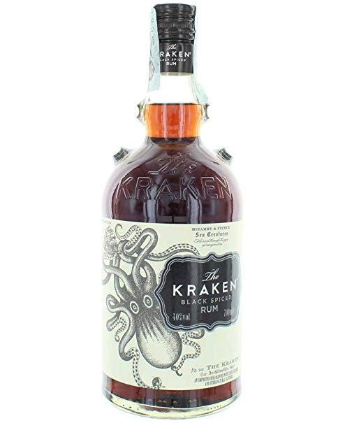 Kraken 70cl Rum £20 on Amazon
