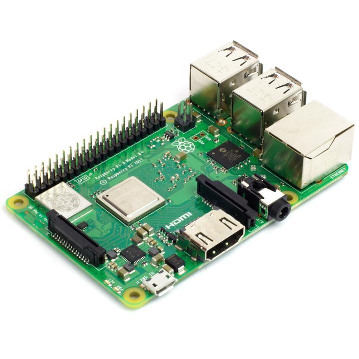 Raspberry Pi 3 B+ (last generation) - £19.50 / £22.75 delivered @ Pimoroni