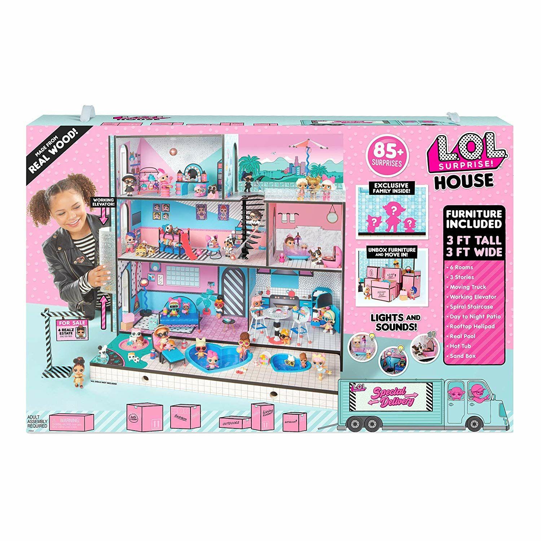 L.O.L. Surprise! House £139.99 @Amazon
