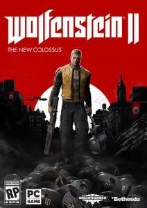 [Steam] Wolfenstein II 2: The New Colossus - £7.49 - CDKeys