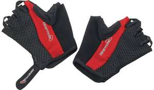 Challenge Fingerless Cycle Gloves now £4.99 free click and collect at Argos